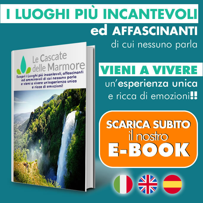 E-Book La Cascata delle Marmore