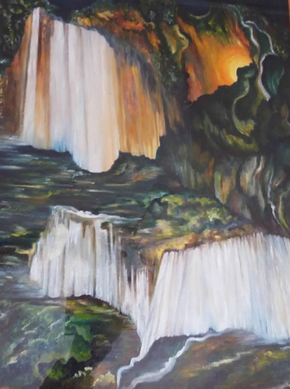 La Cascata delle Marmore di Paola Pettini